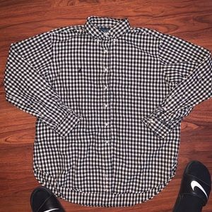 Vintage polo flannel